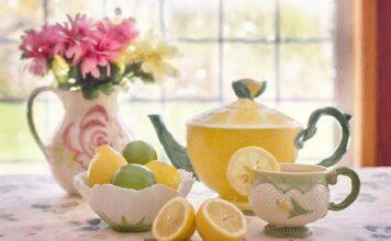 parzenie herbaty